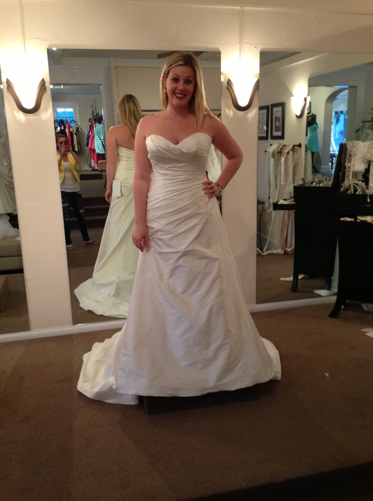 wedding dress shopping jacksonville my walk down the aisle